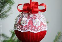 Christmas deco handmade ❤️