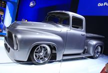 classic pickup's