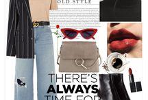 fashion compinations