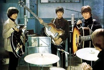 The Beatles. My favorite Rock Band in history.  / it was bound to happen sooner or later.. / by Sarah McClanahan