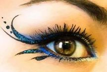 Eye make up fantasi