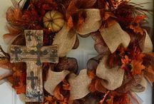 Wreaths / by Kasha Lewis