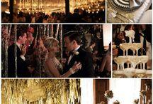 Roaring 20's wedding inspiration