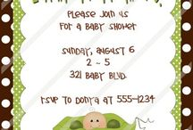 Baby Shower / by Melanie Parks