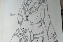 Mes dessins ❤