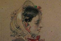 BEAUMONT (de) Charles - Détails / +++ MORE DETAILS OF ARTWORKS : https://www.flickr.com/photos/144232185@N03/collections