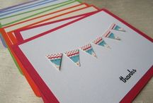 Crafting | Cards / by Hilary Richards
