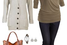 Fall outfits plus size