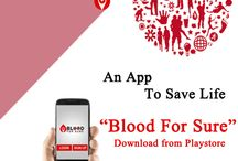 #Blood #App #Android