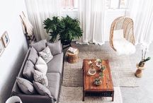 living room decor simple