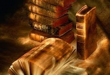 Books...images...anything...everything...books / The magic of books explored in any medium...  / by Barb Mynott