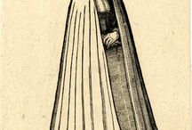 16th c mantles and capes