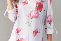 Deborah  dresses and tops