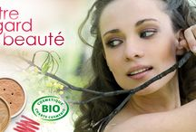 """Maquillage traditionnel """"Couleur Caramel"""""""
