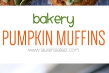 Recipes: Baked Goods