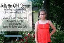 Haley Girl Scouts / by Melissa Jackson