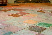architectuur - vloeren