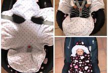 Baby pucksack