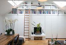 Garage Apartment Ideas / by Mandy Ahr