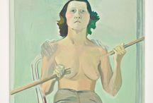 Arte Maria Lassnig