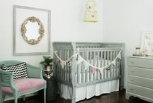 Little One's Room / both magical and whimsical... / by Jackie Beale