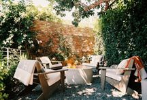 outdoors  / Inspiring Outdoor spaces