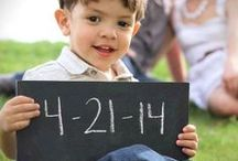 engagement shoot + child