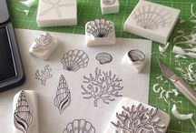 Stamps Carving
