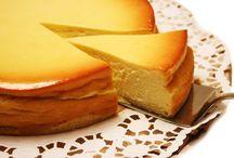 tartes et gros gâteaux