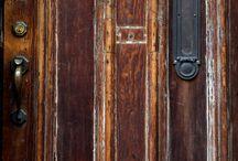 Doors & Windows & Locks / by April Lewis