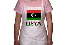 Libya from Auntie Shoe / Stuff about Libya. Most images on products designed by Auntie Shoe.