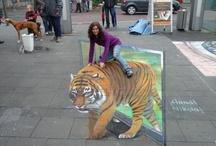 Art : Street Art & 3D / by nyoka sanders