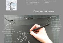 Digital ink Tutorials