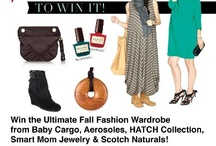 Baby Cargo's Ultimate Fall Fashion Pin It to Win It & Sweepstakes / Start pinning in the name of Fall Fashion! Join in on our Ultimate Fall Fashion Pin It to Win It contest with partners Aerosoles, Hatch Collection, Teething Bling and SCOTCH Naturals!http://pinterest.com/babycargo/ultimate-fall-fashion-contest-sweeps/