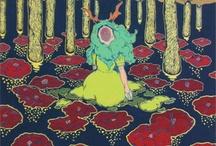Nueva ilustracion japonesa