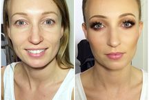 Vancouver Hair & Makeup / Great Hair and Make-up transformations
