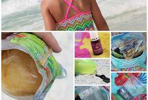 Summer lovin / Summer ideas, activities and helpful hints