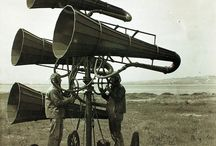 WWI Listening devices