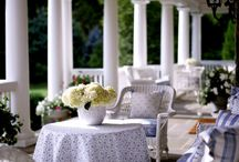 Verandas   / The beautiful Outdoors.