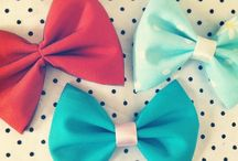 Bows / by Tatianah Nunes