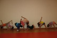 A Yoga Moment! / by Hope Zvara
