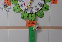 Reloj Homeschool