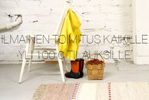 Design and interiors from Finland