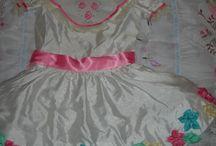 Vestidos de niña muy chic / Vestidos, jerséis y rebecas de niña