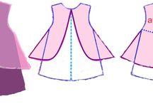 Elbise kalıpları ve modelleri
