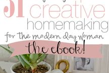 Homemaking inspiration