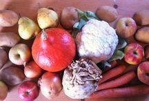 Saisonal Food January till December