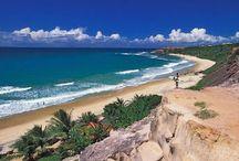 Praias do Nordeste do Brasil / As melhores praias da região nordeste brasileira.