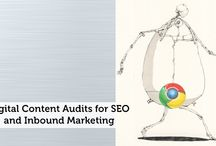 Content Marketing & Audits / Everything about content marketing and the various types of content such as Video SEO, Infographics, Visual Content, Email Marketing.