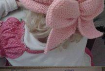 Knitting hats for Girls